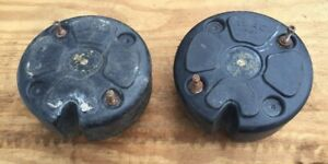 SET OF TWO REAR WHEEL WEIGHTS FOR LAWN AND GARDEN TRACTORS ABOUT 42 POUNDS EACH