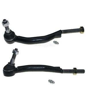 Brand New Front Outer Tie Rod Ends For 2002 2009 Gmc Envoy Chevy Trailblazer
