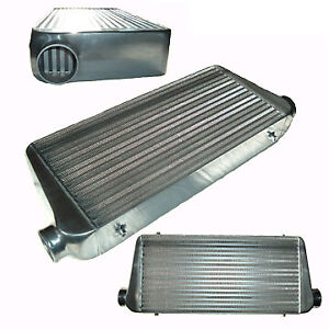 Universal Front Mount Intercooler Fmic 31 x11 75 x4 3 76mm Inlet outlet