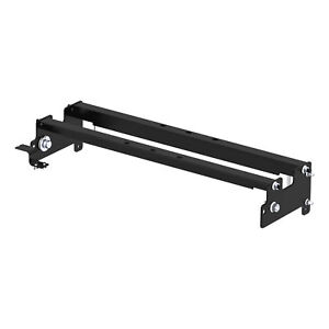 61231 Curt Over Bed Gooseneck Hitch Installation Rails Brackets