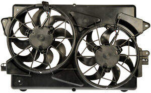 Radiator Fan Assembly Without Controller Dorman 620 642