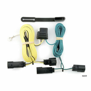 56025 Curt 4 Way Flat Trailer Wiring Connector Harness Fits Saturn Outlook