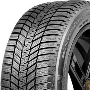 1 New 215 45 17 Continental Wintercontact Si Winter Tire 2154517