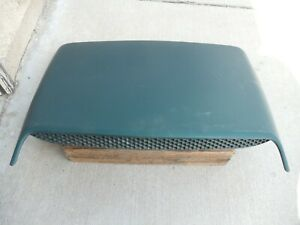 99 04 Ford Mustang Gt Hood Scoop With Grill Insert Green Oem