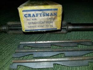 Vintage Craftman Expansion Honer No 4688 See Lable On Box