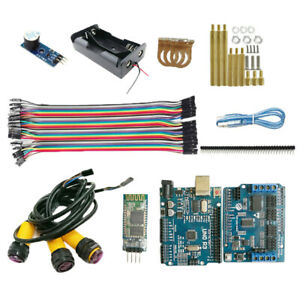 Bluetooth Control Starter Kits With Infrared Obstacle Avoidance Sensor