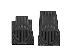 Weathertech All weather Floor Mats For Ford Mustang 2012 2014 1st Row Black