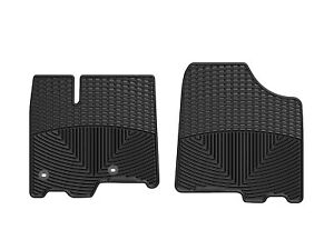 Weathertech All weather Floor Mats For 2013 2019 Toyota Sienna 1st Row In Black