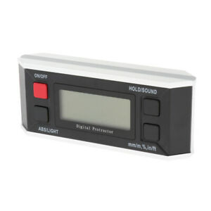 Angle Cube Digital Angle Protractor Inclinometer Electronic Gauge 4x90degree