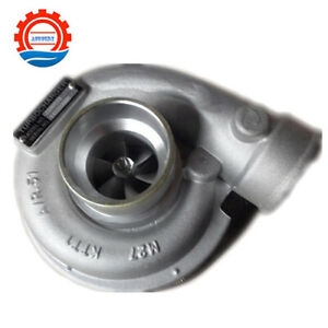 New Turbo 466746 5004s For New holland Tractor 6610 6710 7610 7710 Engine Ford