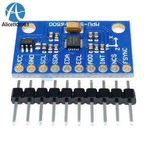 3 axis Mpu 6500 Gyroscope And Accelerator Sensor Replace Mpu 6050 For Arduino