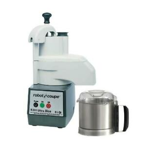 Robot Coupe R301 Ultra Dice Commercial Food Processor