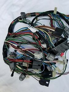 New Jcb Forklift Wiring Harness 900 Series 719 99700
