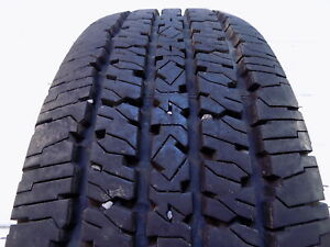 Used Lt265 70r17 121 R 13 32nds Firestone Transforce Ht Owl