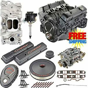 Chevrolet Performance 12681429k8 Gm Goodwrench 350 Engine Components Package 8 I