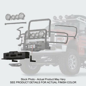 90115 Warn Gen Ii Trans4mer Stainless Large Frame Winch Carrier