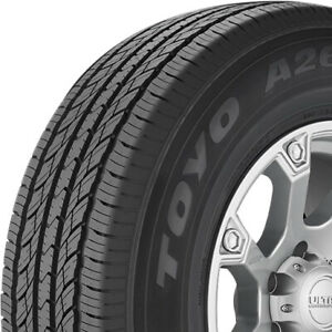 2 New 265 70 18 Toyo Open Country A26 All Season Tires 265 70 18