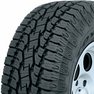 2 New 275 60 20 Toyo Open Country A T Ii All Terrain 600ab Tires 2756020