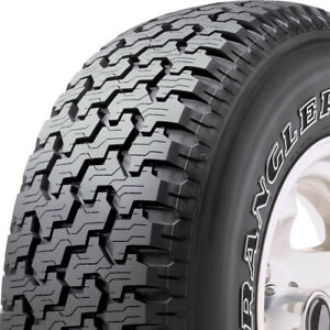 4 New 235 75 15 Goodyear Wrangler Radial All Terrain 300ab Tires 2357515