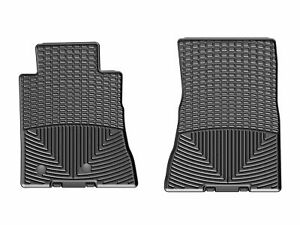 Weathertech All weather Floor Mats For Ford Mustang 2015 2019 1st Row Black