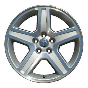 Recon 18x7 5 Alloy Wheel Rim For 2008 2010 Dodge Charger Magnum Machined