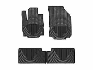 Weathertech All Weather Floor Mats For Chevy Equinox 2018 2019 1st 2nd Row Black