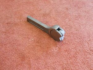 Atlas Craftsman 10 12 Lathe Knurling Tool Holder 2202 South Bend Logan