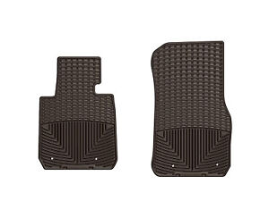 Weathertech All Weather Floor Mats For Bmw 2 Series 3 Series Gt 1st Row Cocoa