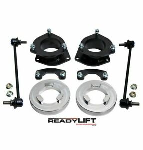 Readylift 69 8010 2 Front 1 Rear Sst Lift Kit For 2003 2008 Honda Pilot