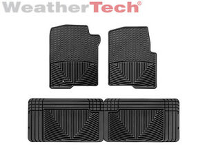 Weathertech All Weather Floor Mats For 2004 2008 Ford F 150 Mark Lt