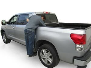 Amp Research Bedstep2 Retractable Truck Bed Side Step 2007 2019 Toyota Tundra