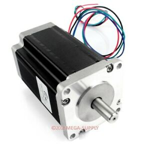 Cnc Router Milling Machine Diy Part Nema24 467oz in Stepper Motor High Torque 4a