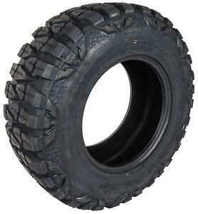 Nitto 200760 Mud Grappler Extreme Mud Terrain Light Truck Tire 33x12 50r17 Load