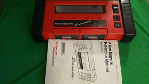 Snap On Automotive Scanner Mt2500 W Asian To 2001 Cartridge