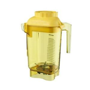 Vitamix 58985 Colored Advance 32 Oz Yellow Blender Container