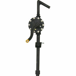 Zee Line Rotary Chemical And Biodiesel Pump 1014r