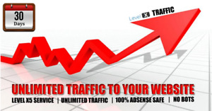 I Will Provide Unlimited Website Traffic To Any Website Affiliate Link Blog