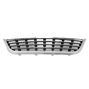 Front Grille Fits 2008 2010 Chrysler Town Country 104 02042a V