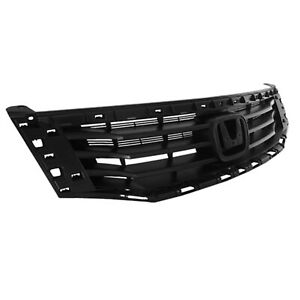 Front Grille Fits 2008 2010 Honda Accord Sedan 104 50487x V