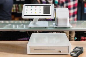 Clover Station Retail Pos Touchscreen Emv Chip Android Apple Pay Point Of Sale