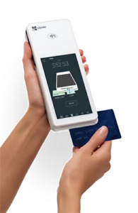 Clover Flex Pos Point Of Sale Retail Restaurant Touchscreen Apple Pay
