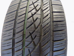 Used P225 40r18 92 Y 8 32nds Continental Controlcontact Sport A s