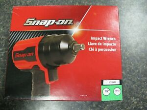 New Snap On 1 2 Dr Air Impact Wrench Pt850g Green New In Box With Boot