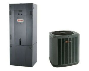 3 5 Ton Trane Xl16 Series Air Conditioning Unit With Installation 10 Years Warra