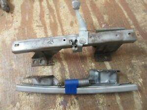 1967 1970 Chevrolet Impala Bucket Seat Floor Track Guide Mount Bracket Passenger