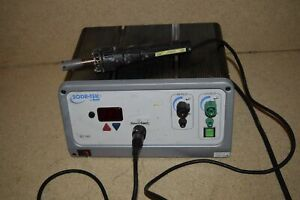 Pace St145 Sodr Tek Soldering Station W Mini Thermojet Iron
