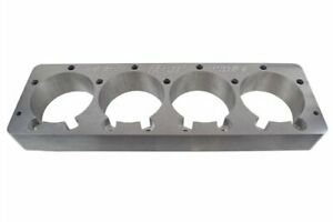 Ict Billet 551370 Engine Block Torque Plate Small Block Chevy Bore 4 10 In 1 6
