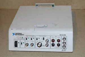 National Instruments Ni Elvis Protyping Console Model Ni Elvis c1