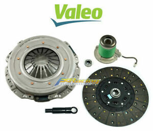 Valeo Fx Stage 2 Clutch Kit Slave 05 10 Ford Mustang Gt 4 6l V8
