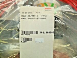 Qty 10m Bosch Rexroth Controls R911308243 Sealed Factory Bag